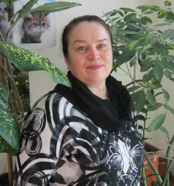 Шеховцова Вікторія Іванівна