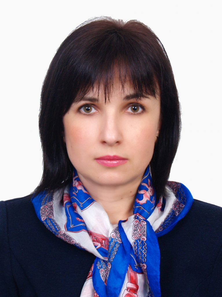 Чала Оксана Вікторівна