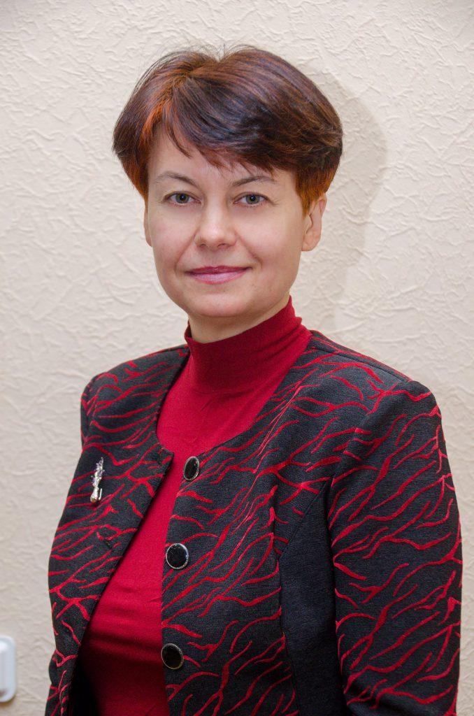 Кальницька Анжеліка Юріївна
